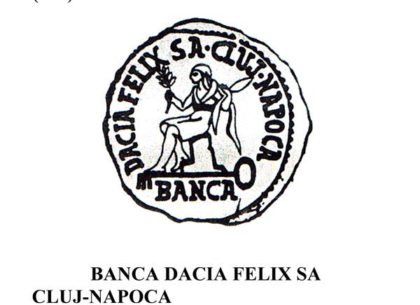 Banca-Dacia-Felix